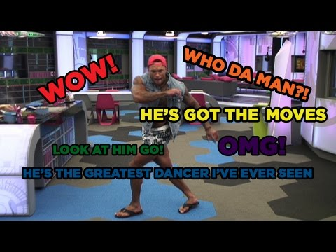 CBB - David McIntosh's eviction dance