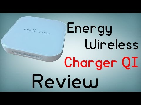 Energy Wireless Charger QI - Review en español