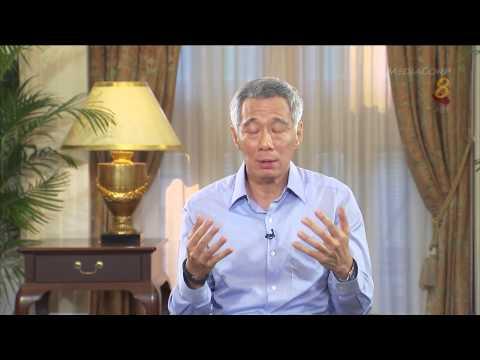 李显龙总理答问录 Interview With Singapore Prime Minister - 17Jan2015
