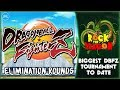 Biggest Dragon Ball FighterZ Tournament Elimination Rounds - Rock The Dragon DBFZ Tournament