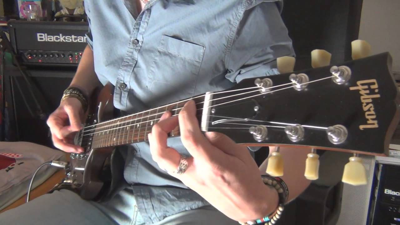 how to play savin me by nickelback on guitar