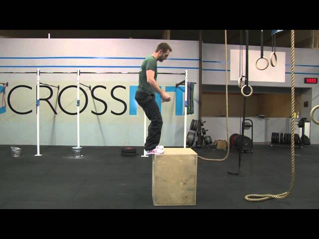 WOD - Gravity Gone Bad