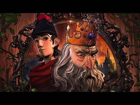 King's Quest Chapter 2: Rubble Without a Cause - Walkthrough 6 - Music Box Puzzle - How to Get Pea