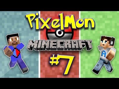 Minecraft PIXELMON #7 with Vikkstar AliA Minecraft Pokemon Mod