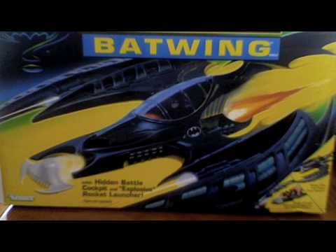 Batwing Batman Forever Review