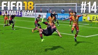 DE MEEST PRACHTIGE OMHAAL! - FIFA 18 Ultimate Team #14