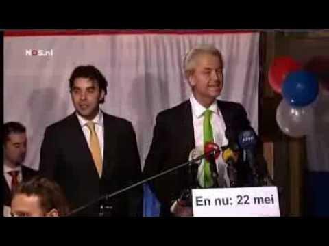 Geert Wilder, meer of minder Marokkanen ? (19 maart 2014)