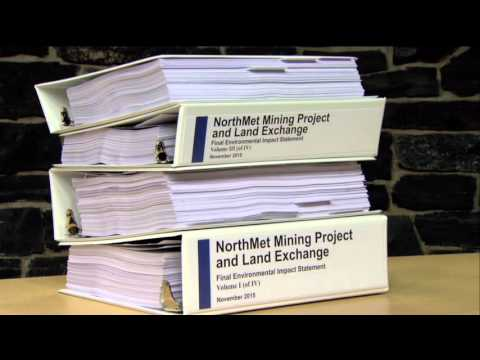 PolyMet Gets OK to Proceed on Copper Mine - Lakeland News at Ten - March 3, 2016