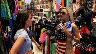 Mellie Goes Shopping for a Man | Gypsy Sisters
