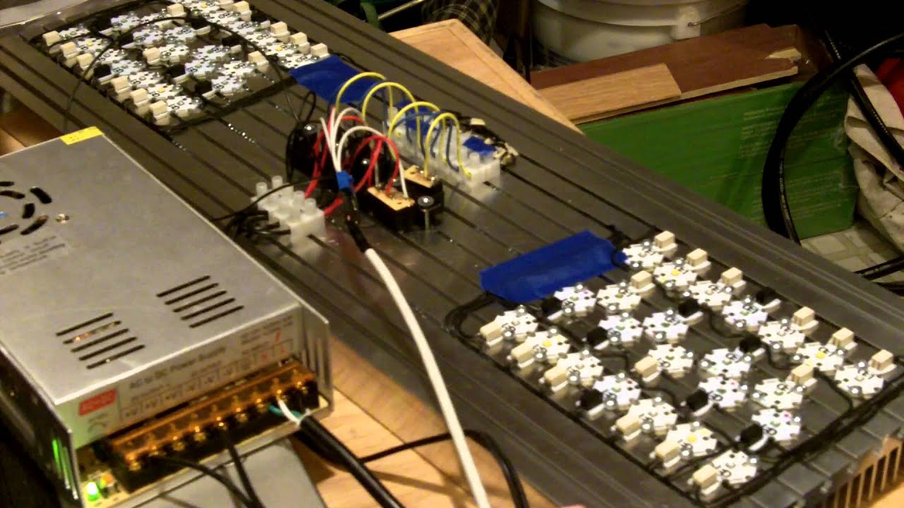 Diy Typhon Based Pwm Led Controller Built On Arduino