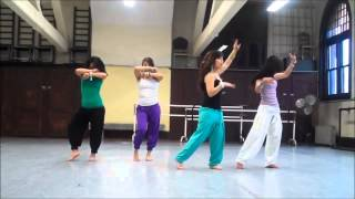 Dance Performance on Mix Hindi-Songs By Girls
