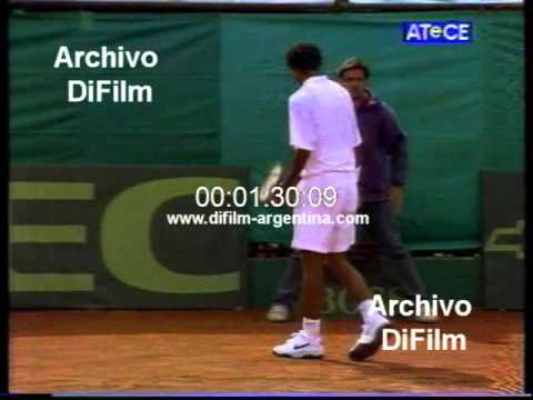DiFilm - Copa Davis: Argentina vs Bahamas (1996)