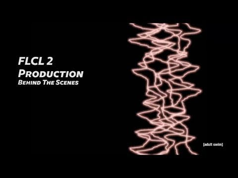FLCL Behind the Scenes: Part 2 | Production | Toonami | Adult Swim (Extended Ver.)