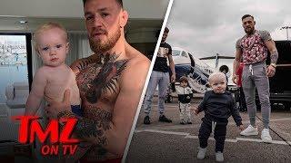 Conor McGregor's Son Is Adorable | TMZ TV