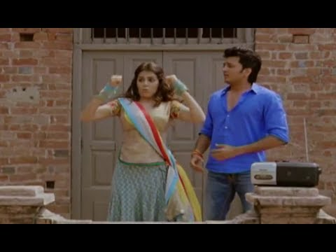 Mini Training Chaudhary's Men Pehalwaans - Tere Naal Love Ho Gaya Movie Scene video