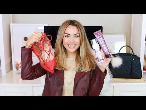 2015 LIFESTYLE FAVORITES | FASHION, HAIR, SKIN & BODYCARE