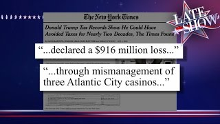 It Takes A Genius Like Donald Trump To Lose A Billion Dollars
