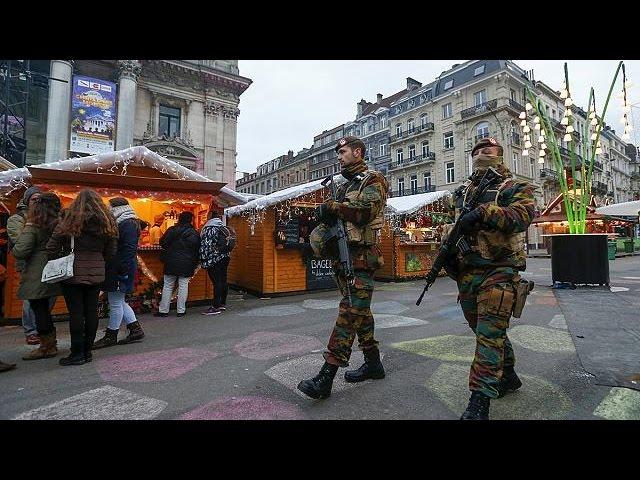 Governo belga defende uma CIA europeia
