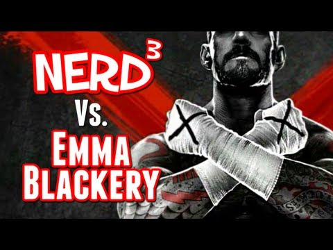 Nerd³ Vs Emma Blackery - WWE '13