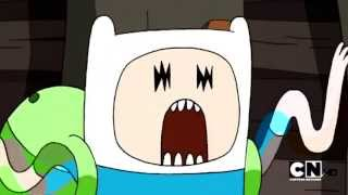 Adventure Time - The Funny Faces of Finn and Jake - Season 2