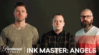 Little Rock, Big Egos: Elimination Tattoo Sneak Peek | Ink Master: Angels (Season 2)