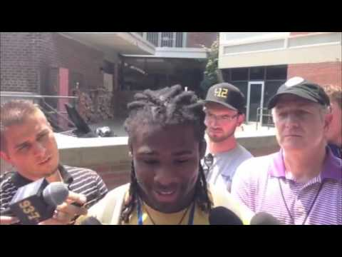 Steelers' DeAngelo Williams 'Ready to carry the load for 16 games' Photo Image Pic