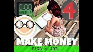 HOW TO FIND A JOB IN SECOND LIFE (2018 UPDATE)