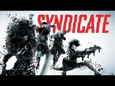 Syndicate (videogame) XBox 360 - gameplay exclusiva