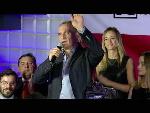 Przemówienie Pawła Kukiza Po Ogłoszeniu Wyników