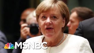 What Do Angela Merkel's Exit And Brazil's New President Mean For The World? | Velshi & Ruhle | MSNBC