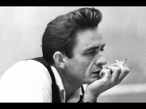 Johnny Cash - A Ceiling, Four Walls, And A Floor