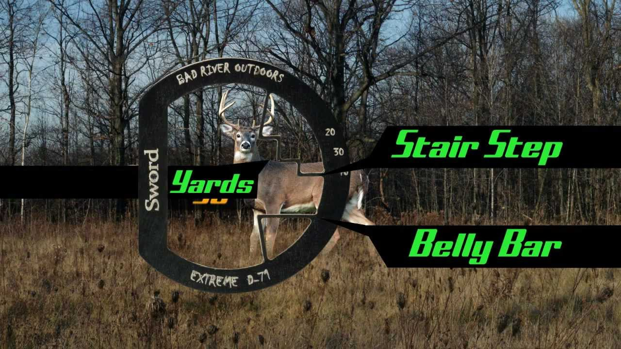Sword Sights - How to use the Tagged Out Extreme Archery ...