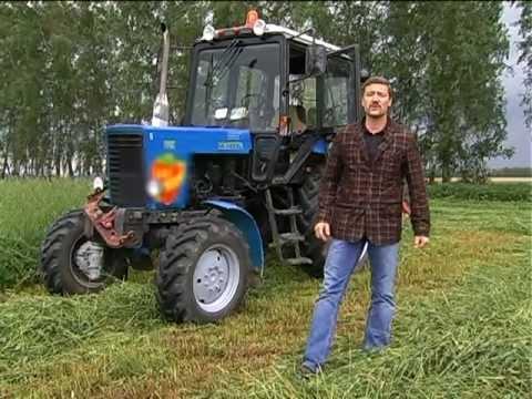 Тест-драйв МТЗ-82 Беларус