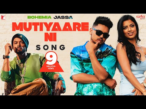 Mutiyaare Ni Song | Jassa Dhillon | BOHEMIA | Gur Sidhu, Official Music Video, New Punjabi Song 2020