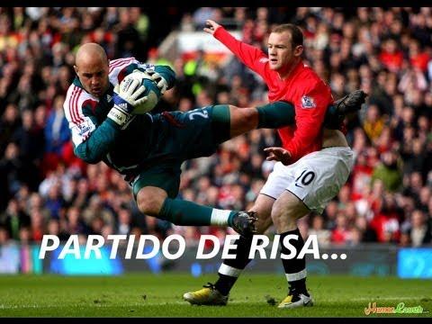FIFA 13   Partido de risa...