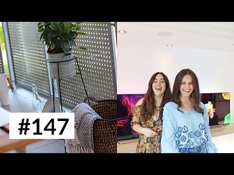 WBP Vlog #147 I SCHNÄPPCHEN neuer Balkon I BESTES veganes Essen!