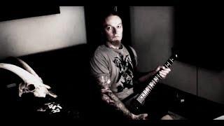BELPHEGOR - Recording Rhythm Guitars (Totenritual #3)