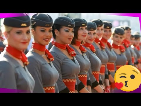 Top 15 Most Attractive Airlines Stewardess