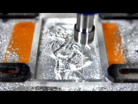 Mobile Cnc Router Engraver Machine Cut Aluminum 3d Sexy Girl video