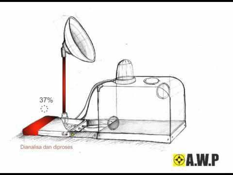 Mahasiswa UNY buat alat pendeteksi gempa sederhana