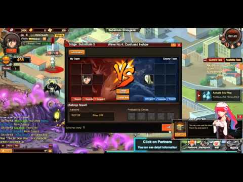 Paly Bleach Online Game! video