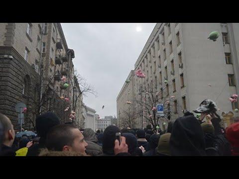 Р. Ищенко. Надувная свинка как символ радикальной революции