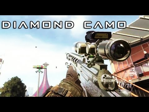 Gold Camo Black Ops 2 Black Ops 2 Diamond Camo