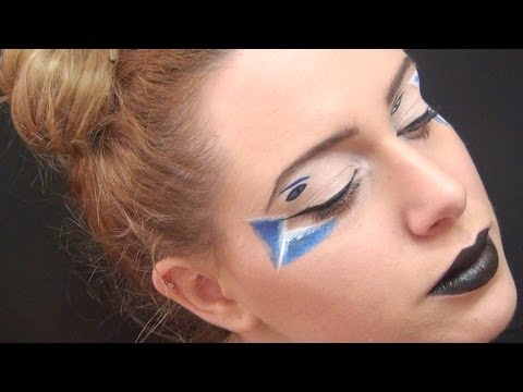 Picasso Inspired Make-up
