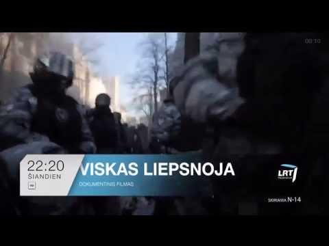 """Premjera. Dokumentinis filmas """"Viskas liepsnoja"""" (All Things Ablaze) Ukraina - anonsas"""