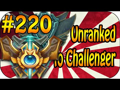 Unranked to Challenger #220 - Dia 4 - Karthus Mid