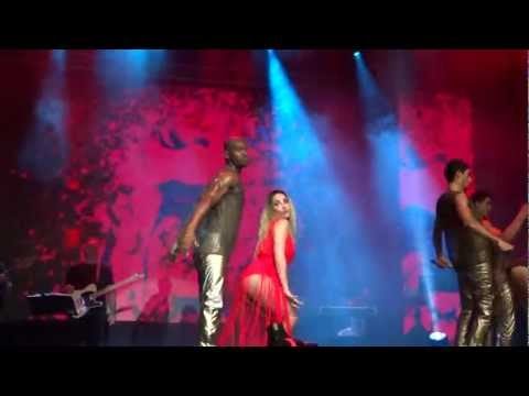 Wanessa - Sticky Dough - Ao Vivo em S�o Sebasti�o - Estreia da Turn� do DVD - 19/01/2013 (HD)