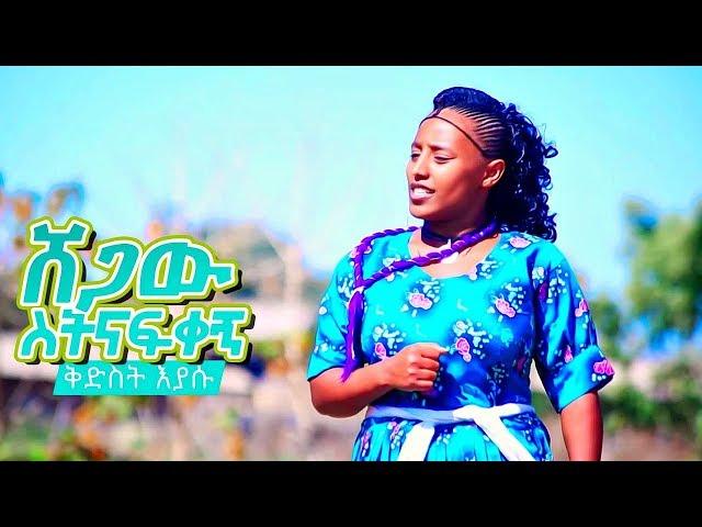 Kidist Eyasu - Shegaw Sitnafikegn | ሸጋው ስትናፍቀኝ - New Ethiopian Music 2019 (Official Video) thumbnail