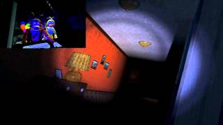 (Five Nights At Freddy's sfm animation) Foxy and Toy Chica reacts five nights at freddy´s 4 trailer
