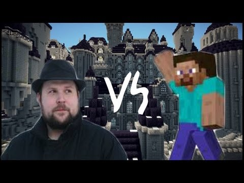 Watch Minecraft: NOTCH VS. STEVE